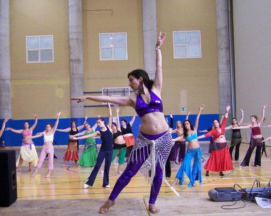 Clases para profesoras de danza