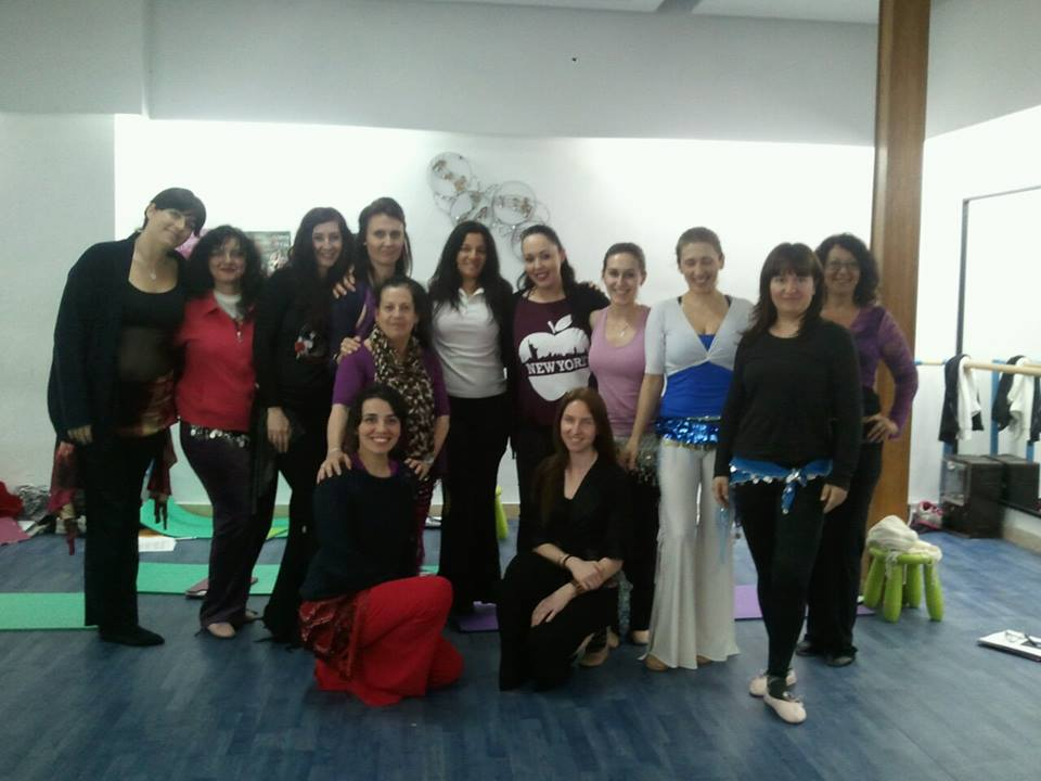 Con la maquilladora Mer Osorio y la nutricionista Almudena Sanz