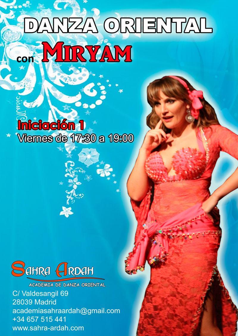 Danza Oriental | con Miryam