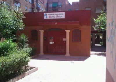 Academia Sahra