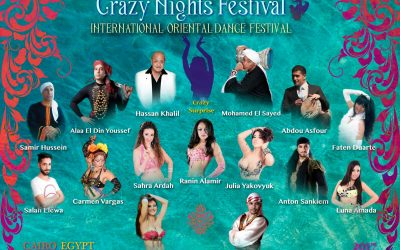 Crazy Nights Festival Cairo, Egypt 2017