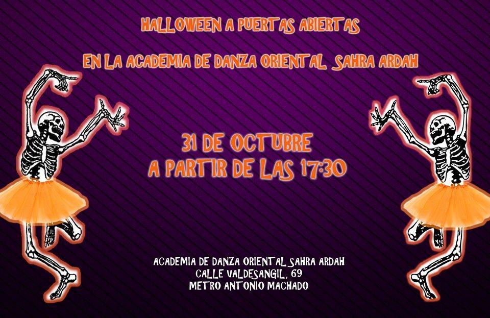 Halloween a puertas abiertas