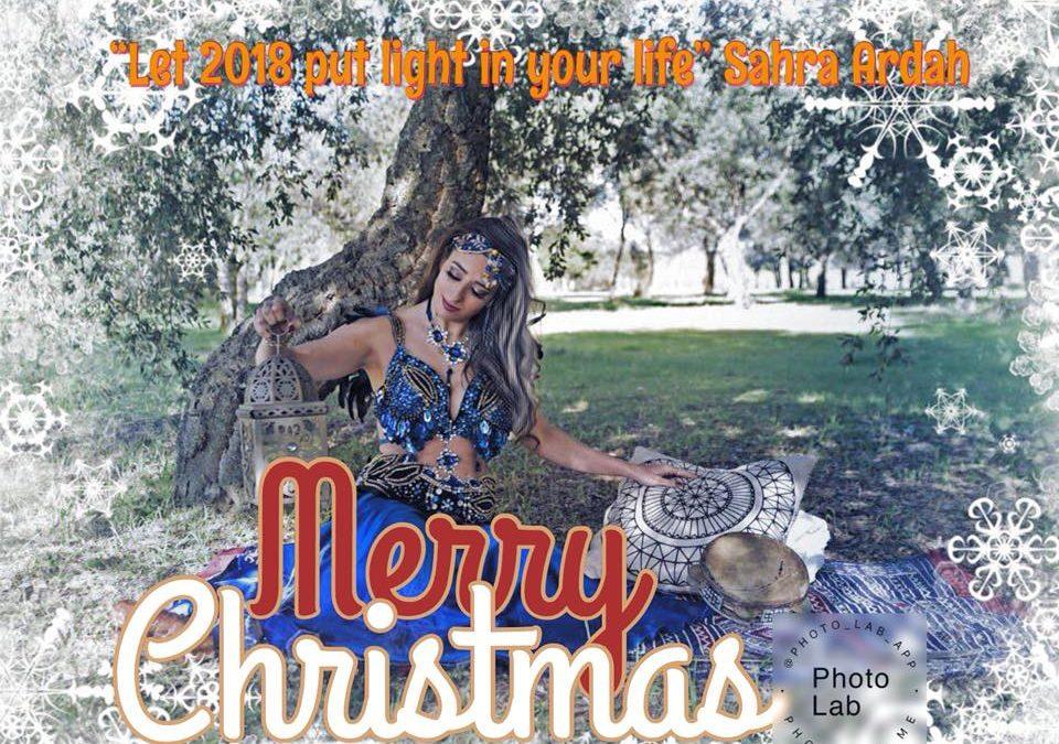 ¡Feliz Navidad! Academia Sarha Ardah