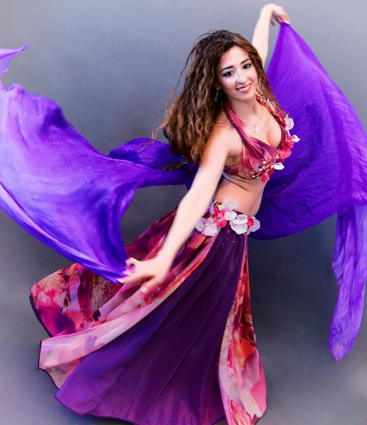 Biografía - Sahra Ardah
