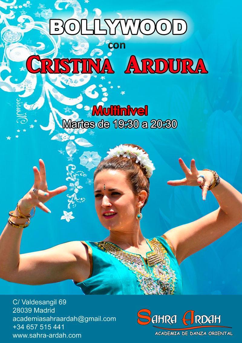 Bollywood | con Cristina Ardura