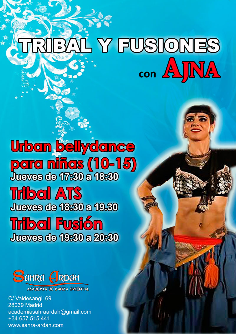 Tribal y Fusiones | con Ajna