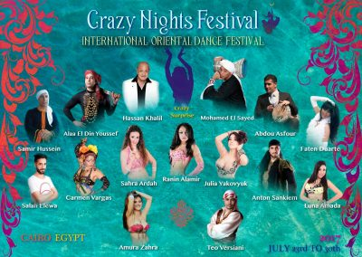 crazy nights festival