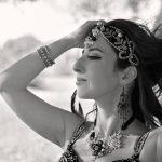 Bailarina y coreógrafa de Danza del Vientre Sahra Ardah