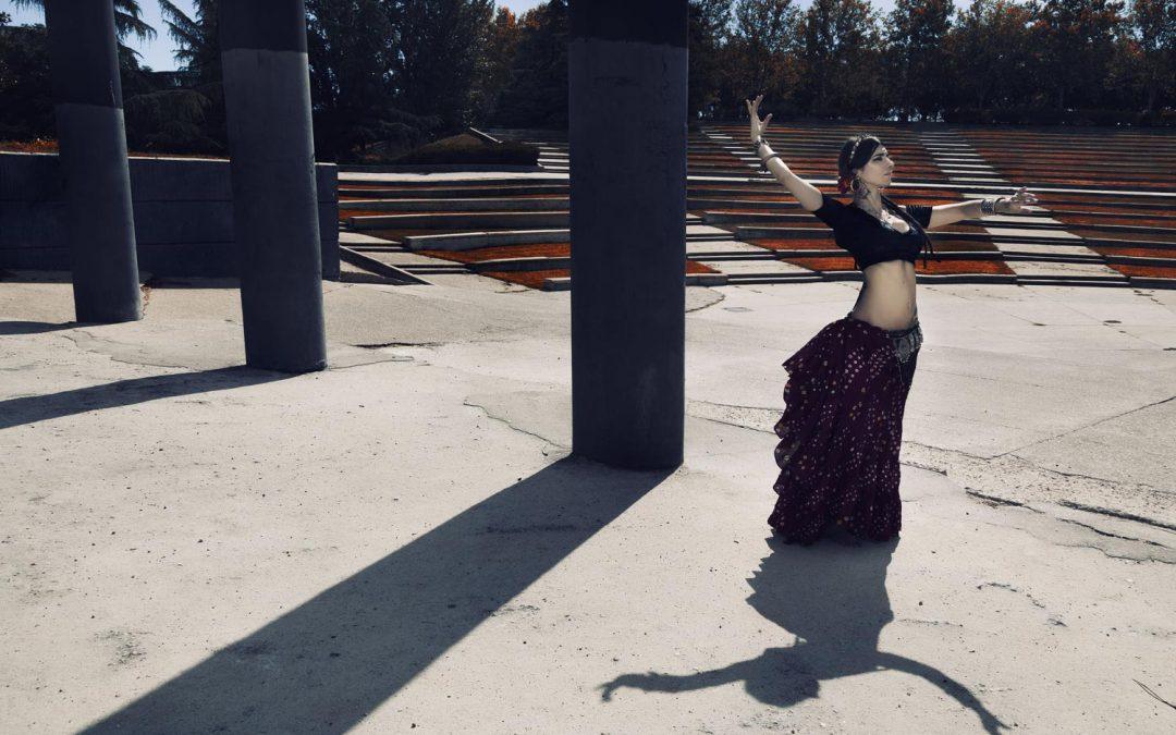 Clases de Danza Tribal con Ajna