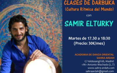 CLASES DE DARBUKA