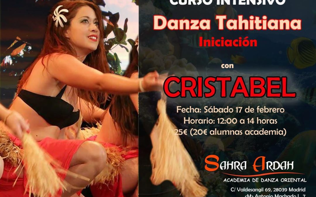 Curso Intensivo Danza Tahitiana