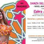 Clases de Danza Oriental NIVEL AVANZADO en Madrid