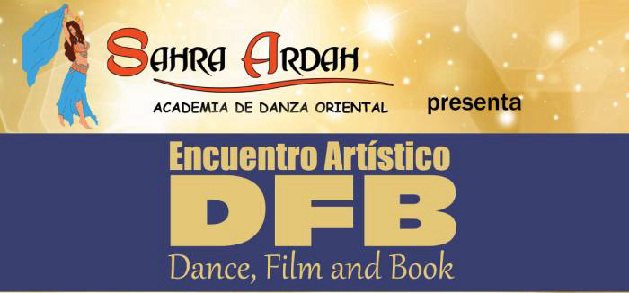 Encuentro artístico DFB. Dance, Film and Book