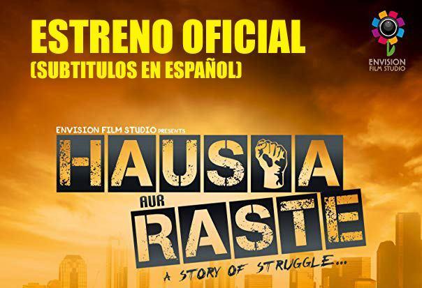 Presentación oficial oficial del corto HAUSLA AUR RASTE
