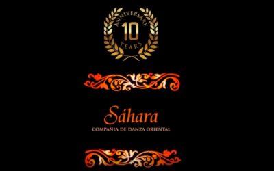 Décimo aniversario de la compañía Sáhara