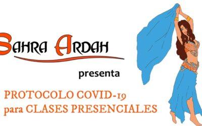 Protocolo Covid-19 en Academia de Baile 👌