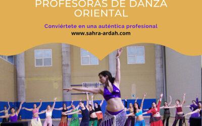 ¿Quieres convertirte en profesora de danza oriental? 💃