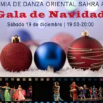 Gala de Navidad Academia Sahra Ardah 🎄