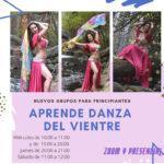 Aprende Danza del Vientre 🥁